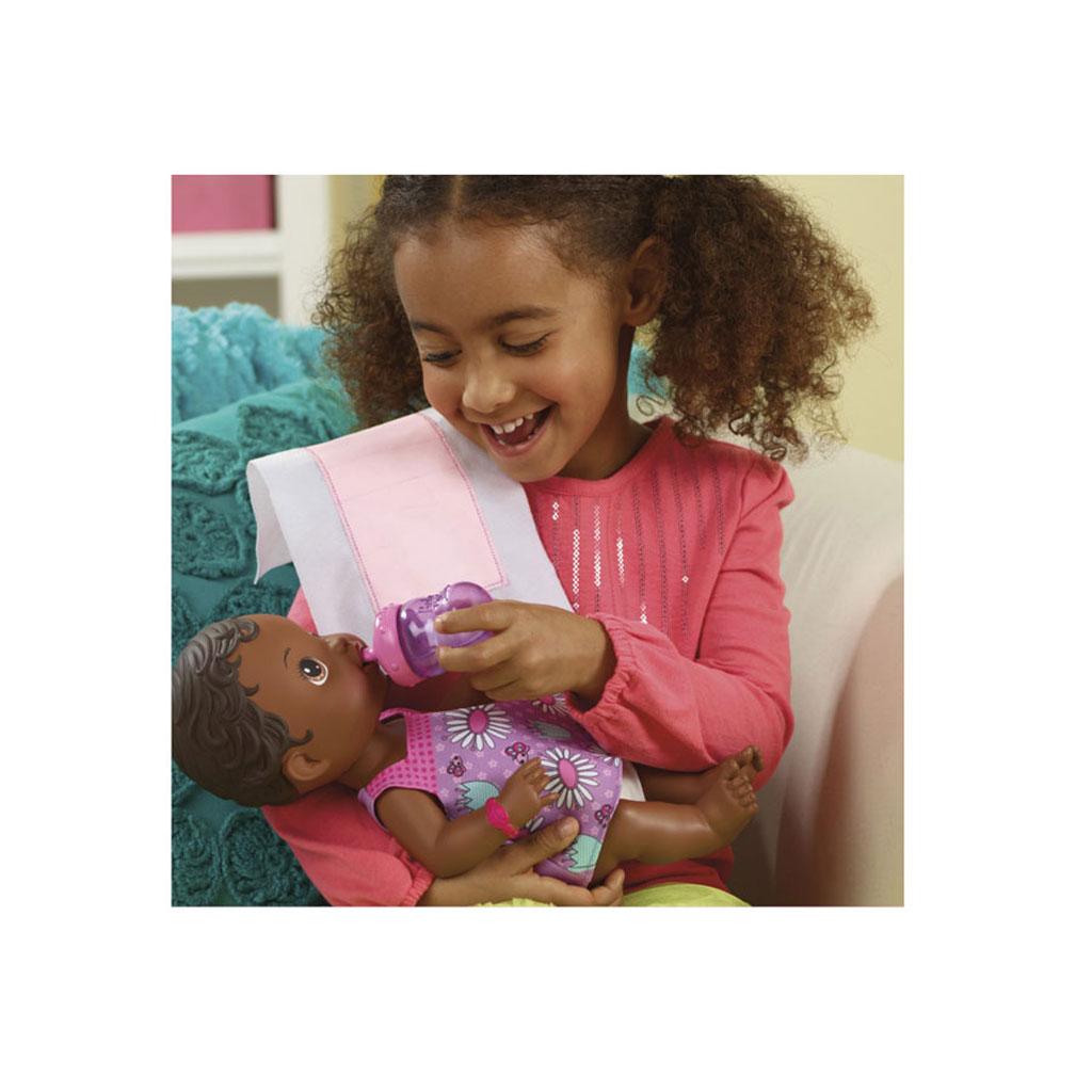Amazon Com Baby Alive Bitsy Burpsy Baby Doll Toys Amp Games