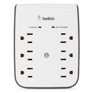 Belkin SurgePlus USB Wall Mount