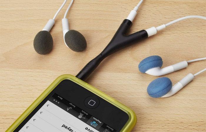 how to make earphones work again