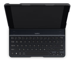 Belkin QODE Ultimate Keyboard Case for iPad Product Shot