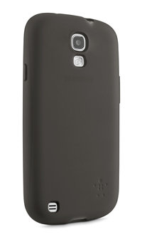 Belkin Grip Sheer Matte Case for Samsung Galaxy S4 (Blacktop) Product Shot