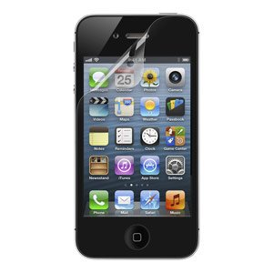 Belkin TrueClear Transparent Screen Protector for iPhone 4/4s Product Shot