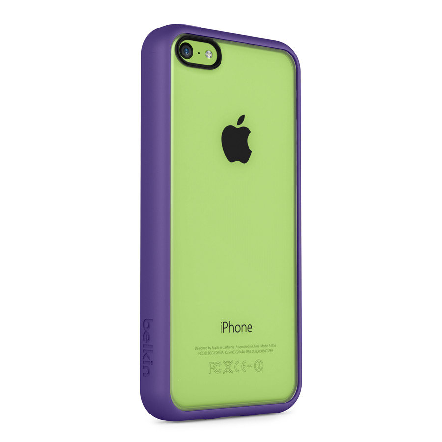 The View Case keeps your iPhone 5c protected while showing off its ...