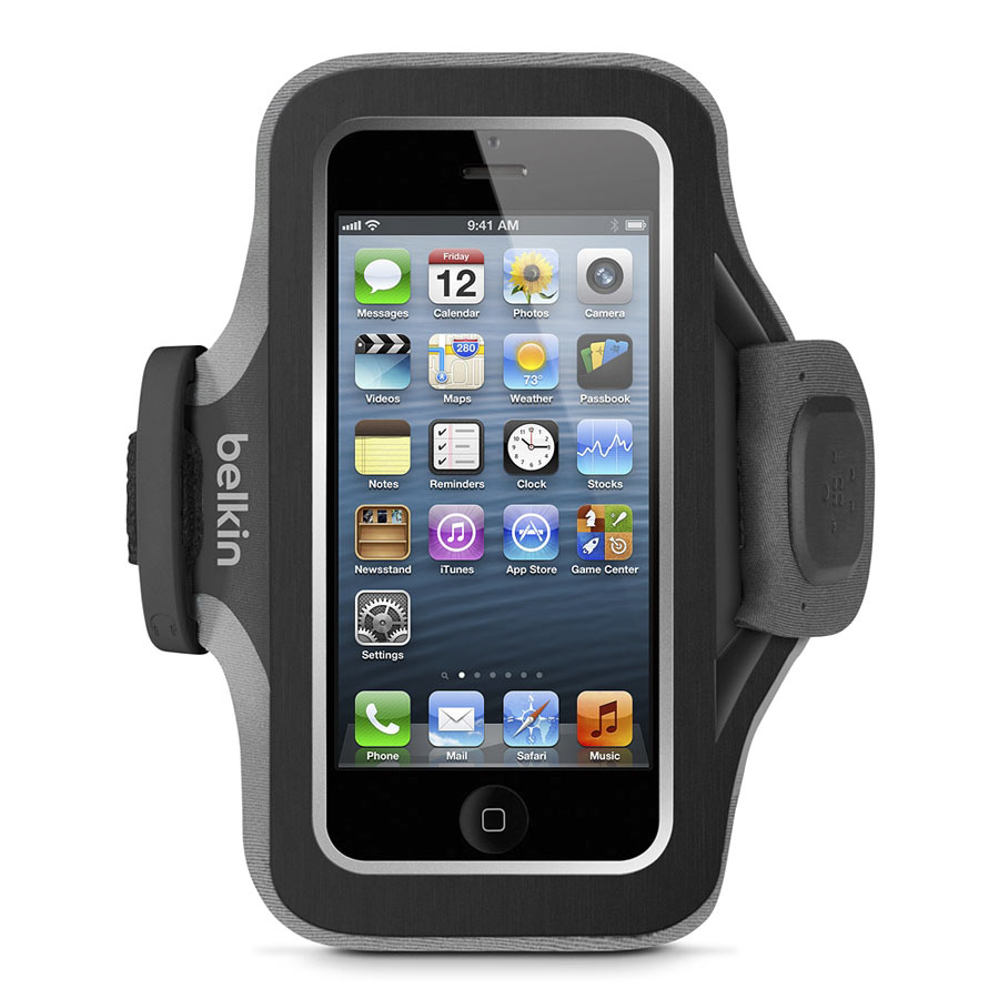 iphone 5s armband belkin slim fit plus armband for iphone 5 5s 11162