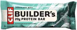 CLIF Builder's Bar Chocolate Mint Product Shot