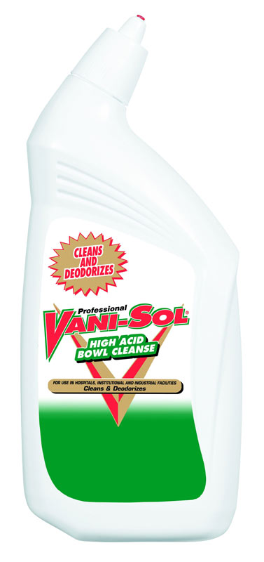 Amazon Com Vanisol Toilet Bowl Cleaner Bottle 32 Oz