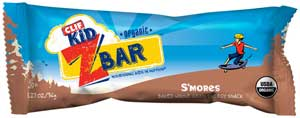 CLIF Kid Zbar S'mores, 18ct Product Shot