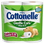 Cottonelle Gentle Care with Aloe & Vitamin E Toilet Paper