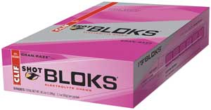 CLIF Shot Bloks, Cran-Raspberry, 18 pk Product Shot