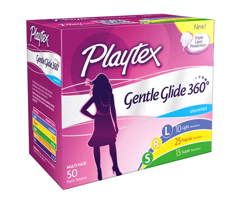 Playtex is an American brand name for undergarments, baby products, gloves, feminine products and sunscreen. The brand began in , when International Latex Corporation (ILC) created a division named Playtex to produce and sell latex products. Playtex was the first to advertise undergarments on national television in and the first to show a woman wearing only a bra from the waist-up in.