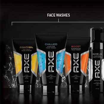 Axe Face Washes
