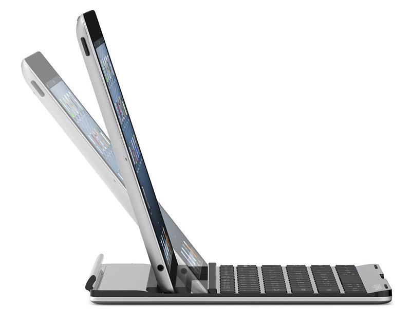 Belkin QODE FastFit Bluetooth Keyboard with Cover for Apple iPad 2