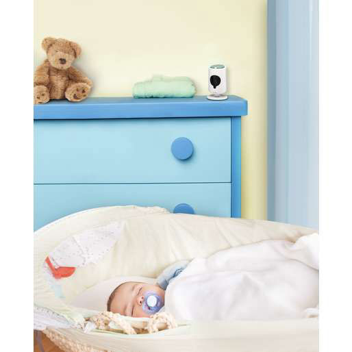 philips insight wireless hd baby monitor for iphone or ipad product shot