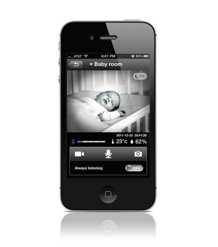 Amazon Com Philips B120e 37 Insight Wireless Hd Baby