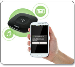 HD Bluetooth Music Receiver Product Shot