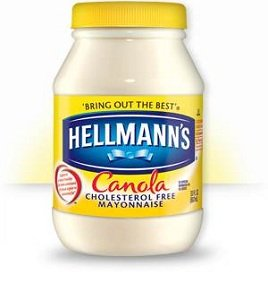 What is canola mayonnaise