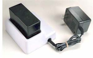 With two batteries you can use one in your POWER PET door and keep the other in the charger. When your door battery runs low just swap.  sc 1 st  Amazon.com & Amazon.com: Power Pet Large Electronic Pet Door PX-2: Pet Supplies