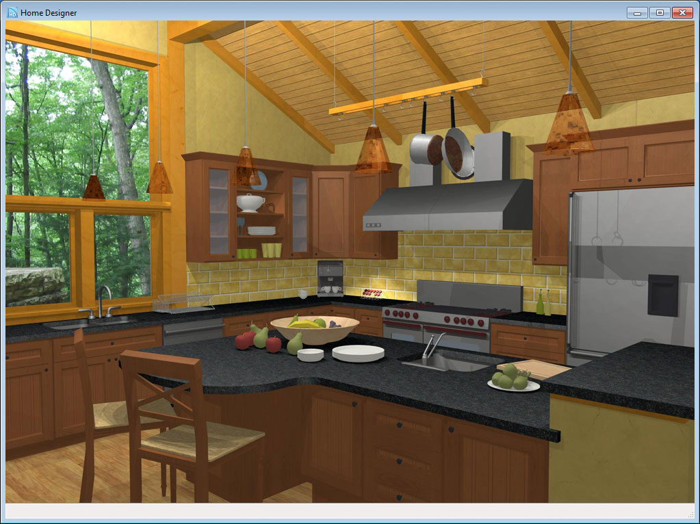 move walls create new cabinets add appliances change colors change materials and more - Architect Home Designer