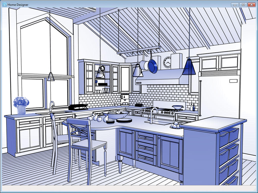 [+] Revit V Chief Architect Pro For Kitchen Design