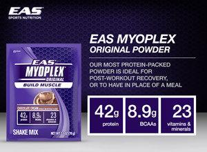 EAS Myoplex Original Nutrition Shake Powder