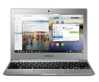 Chromebook 2 Exclusive Software