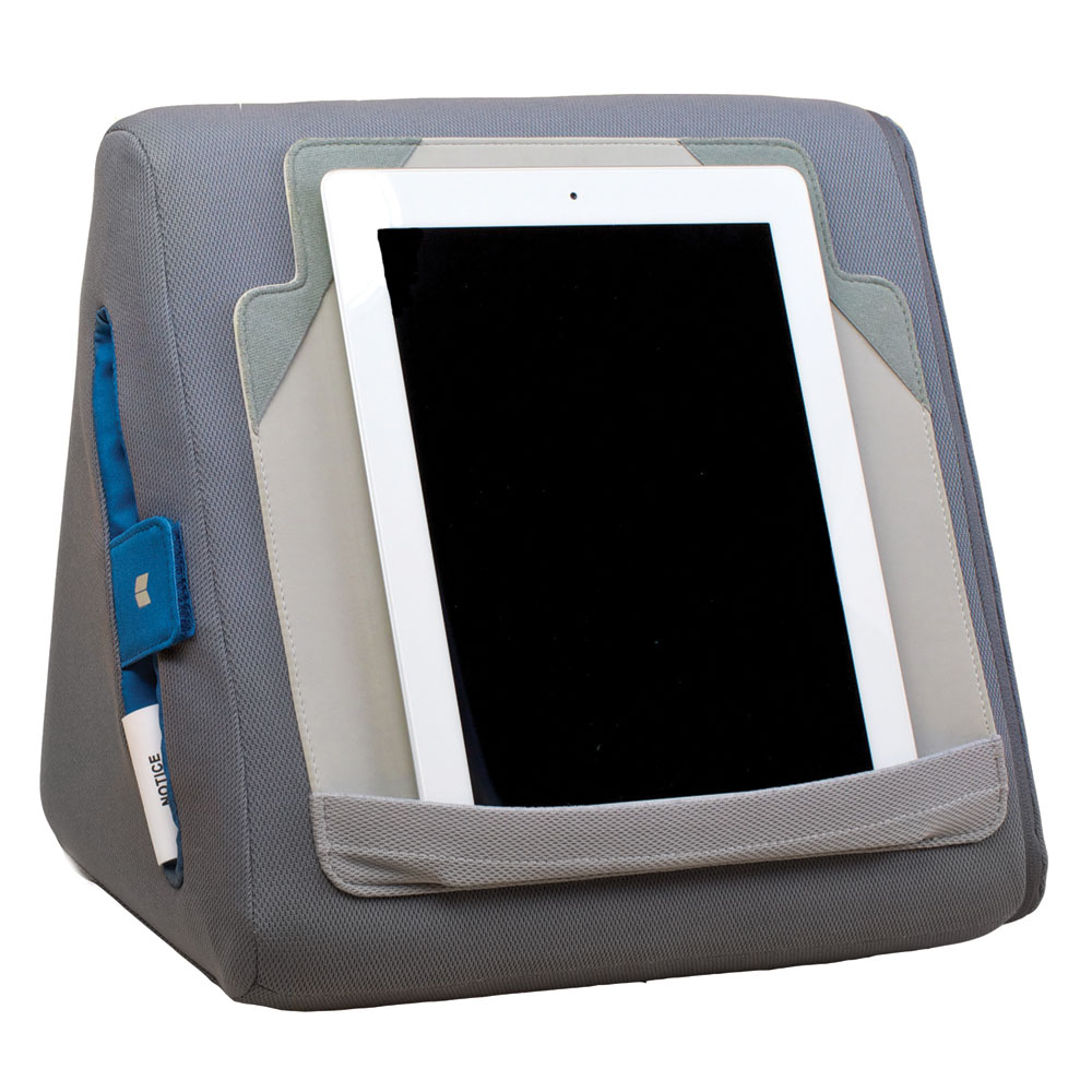 Amazon.com: Domeo Tri-Lounge Case for iPad 2/3/4 - Gray