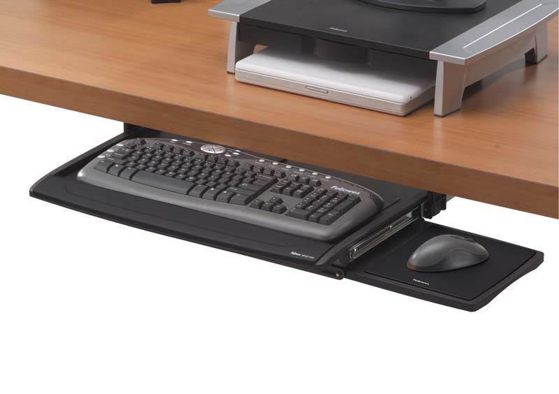 Amazon Com Fellowes Office Suites Deluxe Keyboard Drawer