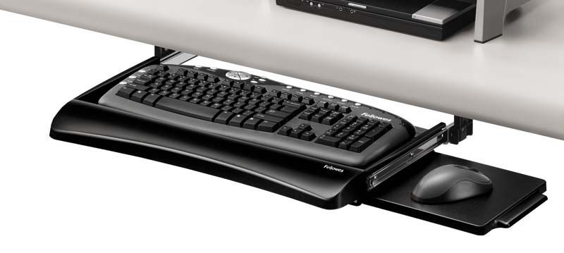 Amazon Com Fellowes Office Suites Underdesk Keyboard