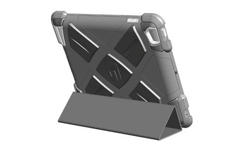 Amazon.com: G-Form XTREME X Ruggedized Protective Clip On Folio ...