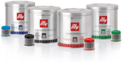The illy blend