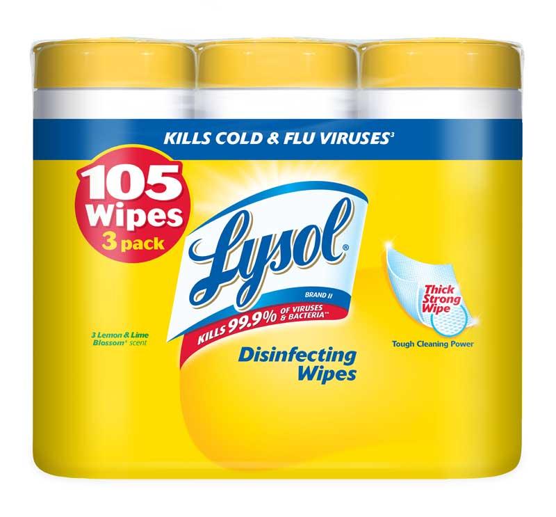 Lysol Disinfecting Wipes Granite Countertops