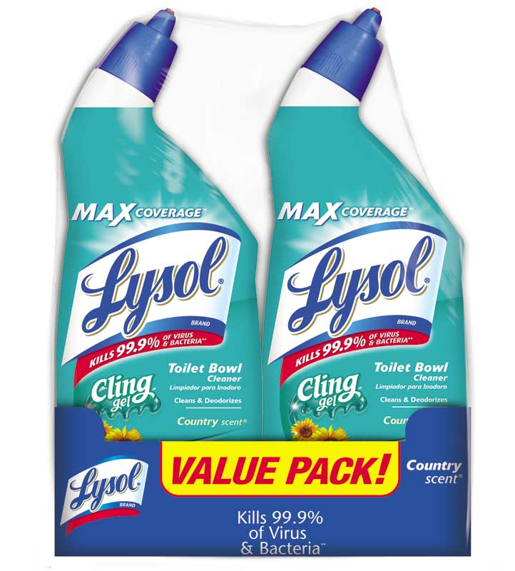 Lysol Disinfectant Power Toilet Bowl Cleaner Msds