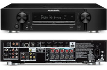 Amazoncom Marantz NR Slim Line  Channel Home Theater - Small home theater receiver