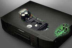 Marantz CD6005 Compact Disc Player Product Shot
