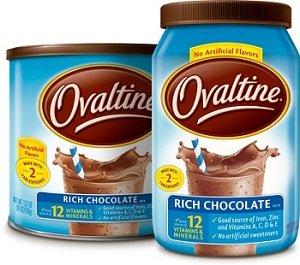 Amazon.com: Ovaltine Rich Chocolate, 18 Ounce: Prime Pantry