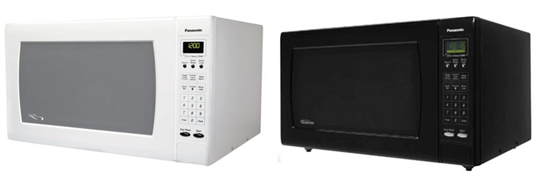 Image Gallery Old Panasonic Microwave