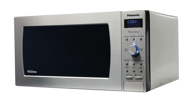 "Amazon.com: Panasonic NN-SD797S Genius ""Prestige"" 1.6 cuft 1250-Watt"
