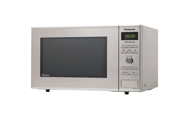 Amazon Com Panasonic Nn Sd372s Countertop Microwave With