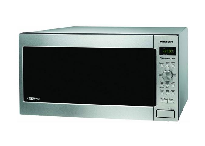 Amazon Com Panasonic Nn Sd962s Genius 2 2 Cuft 1250 Watt