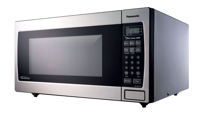 Amazon Com Panasonic Nn Sn973s Stainless 2 2 Cu Ft