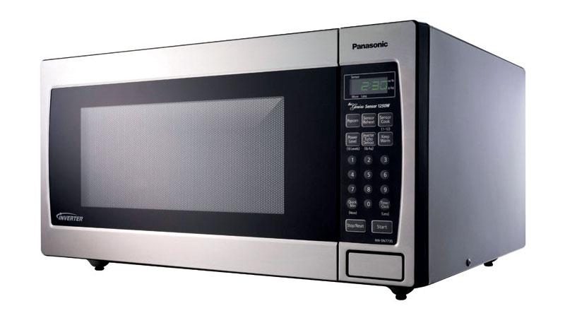 Amazon.com: Panasonic NN-SN973S Stainless 2.2 Cu. Ft. Countertop/Built