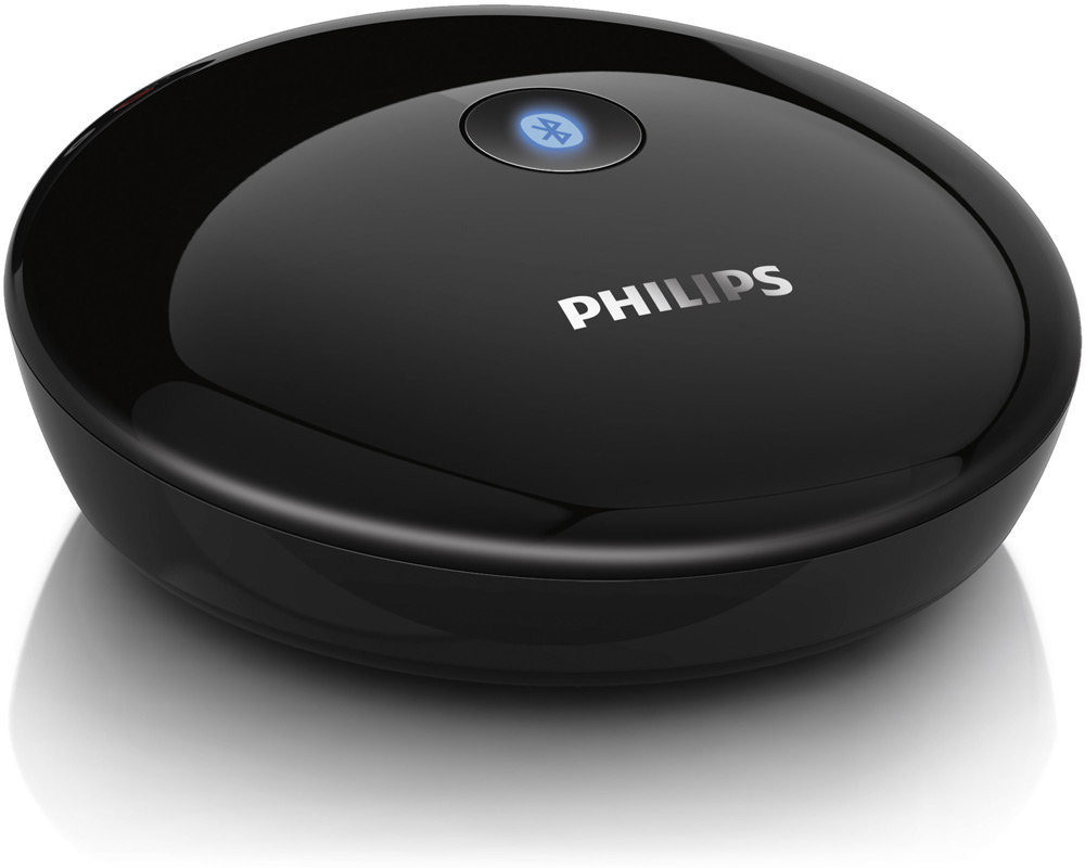 Amazon.com: Philips AEA2000/37 Bluetooth Hi-Fi Adapter/Receiver (Black