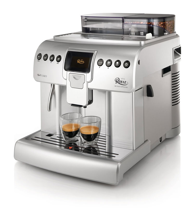 Amazon.com: Saeco HD8930/47 Royal One Touch Cappuccino Automatic ...