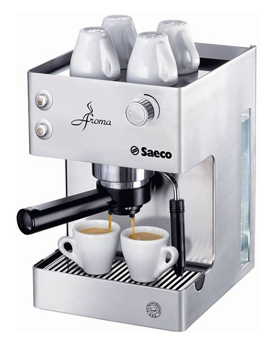 philips saeco ri9376 04 aroma espresso machine stainless steel expresso and. Black Bedroom Furniture Sets. Home Design Ideas