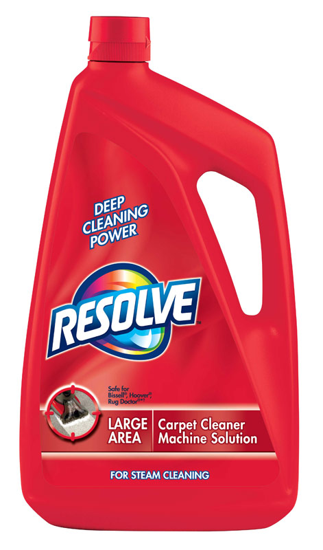 Amazon Com Resolve Carpet Steam Cleaner Solution 48 Fl