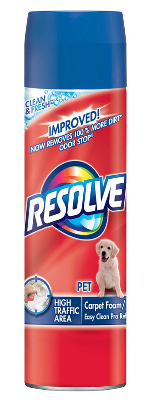 Amazon.com: Resolve Dual Pack Pet High Traffic Carpet Foam ...