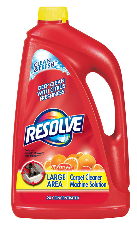 Amazon Com Resolve Steam Carpet Cleaner Solution Shampoo