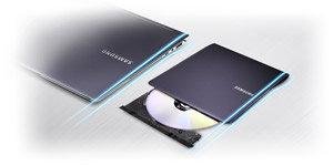 Samsung Slim External DVD (Optical Disk Drive) Product Shot