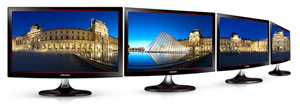 Samsung Series 5 27-Inch LED Monitor (S27C500H) Product Shot