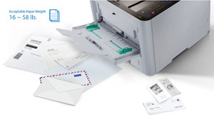 Samsung Printer ProXpress M3820DW Product Shot